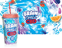 Brain Chill CBD | Slush
