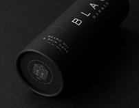 Black Marble Beardoil