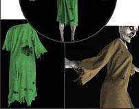 Free Marvelous Designer 5 Tutorial PDF Zombie Clothes
