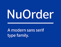 NuOrder - Type Family