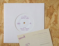 "V/A: ""Test Pressing"", 7"" record"