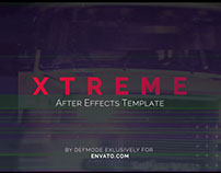 XTREME OPENER - After Effects Template