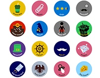 Simple Badges for Every Occasions