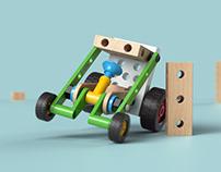 BRIO Builder