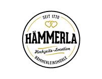 Hämmerla Event Location | Branding Design