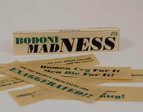 Bodoni Madess Rolling Papers