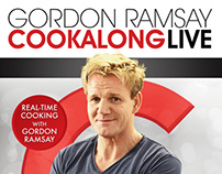 Gordon Ramsay Cook Along Live: Packaging