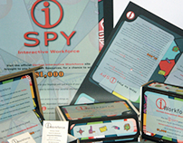 I Spy, Interactive Workforce Campaign - 2005