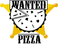 "Identité visuelle ""Wanted Pizza"""