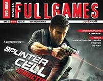 Fullgames Magazine Ed.110 - Splinter Cell Conviction