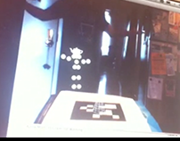 Kinect + ARToolkit Experiment