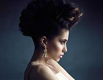 Olga Lapina Jewelry Campaign 2014