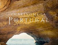 Making MEGA in Portugal