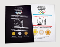 Olympic Competition Poster