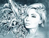 Alina (cover book illustration)