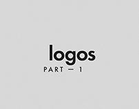 Logos — prt 1.