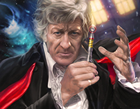 3rd Doctor Who 1.1