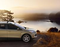 Ford Escape Launch