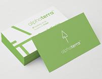 Identity Design- Alpha Terra LLC, Houston TX