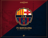 FC Barcelona Rebranding