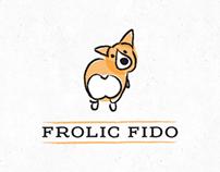 Frolic Fido Logo