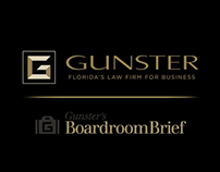 Gunster's Boardroom Brief