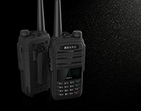 Digital Two-Way Radio