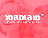 Mamam.ua — e-shop