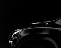 Renault Kwid CGI
