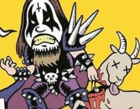 Kerrang! Komic Book
