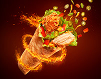 KFC - Fiery & Combos