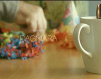 "Dagmara - Videoclip ""Huracán"""