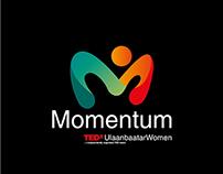 """TEDx Ulaanbaatar Women 2015"" Event Identity Design"