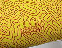 Boom Things - Cushions