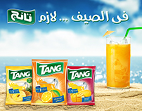 Tang Summer Campaign 2016