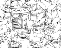 Interior Concept RPG Games