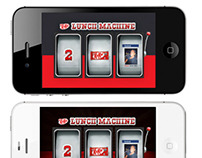 Application design - Kit Kat Lunch Machine