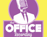 Branding/Logo Design - The Office Recording Studio