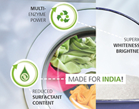 Mag Ad, made for India