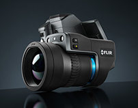 CGI visuals for FLIR Systems