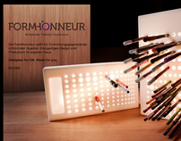 FormHonneur Logo & Website