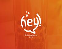 Heycheese Branding Design