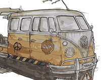 MORKUK Busship