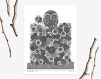 Eshop, Hand-inked Screen Prints