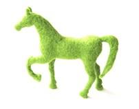 WoolWalker Wool Horses