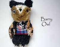 Barry owl