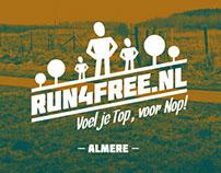 Run4Free | Voel je Top, voor Nop