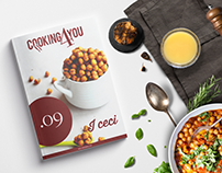 Cooking4you // Magazine Concept Project