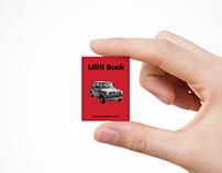 "[JAPAN] MINI ""MINI BOOK"""