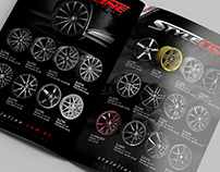 STYLELINE | Branding + Catalogue
